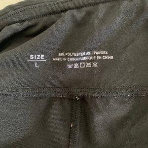 Shorts - 🌺 4/$20 Black Workout Spandex Bike Shorts Pockets
